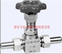 针形阀  J23W-160PF10 J23W-160PF10