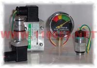 过滤器用污染物堵塞发讯器