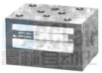压力计油路块  MGP-02 , MGT-02, MGP-02