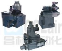 比例电液压力流量控制阀  BYLZ-02,BYLZ-10-500
