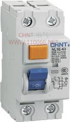 电子式剩余电流动作断路  NL1E-63/4P 63A   NL1E-63/4P 63A   NL1E-63/4P 40A