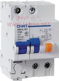 剩余电流动作断路器  NB1L-63 4P   NB1L-63 4P  NB1L-63 3P  NB1L-63 2P