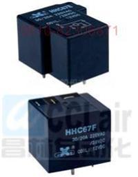 小型电磁继电器    HHC67E(T90)       HHC67F(T91) HHC67E(T90)       HHC67F(T91)