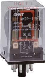 通用型小型大功率电磁继电器    MK2P-I DC6V        MK2P-I AC24V MK3P-I AC380V         MK2P-I AC36V