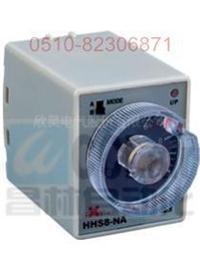 电子式时间继电器   HHS8-NA           HHS8-NE           HHS8-NC HHS8-NA           HHS8-NE           HHS8-NC