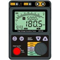 高压数字绝缘电阻测试仪    AR3126 AR3126