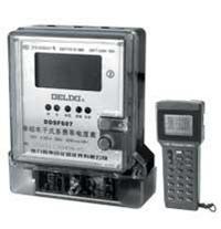单相电子式多费率电能表     DDSF607 220V 10(40)A DDSF607 220V 5(20)A