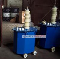 TQSB系列轻型高压试验变压器