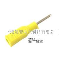 DCC-φ2×18mm针形插头 DCC-φ2×18mm