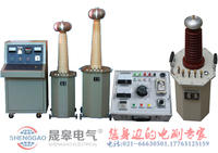 YD系列超轻型高压试验变压器 YD系列