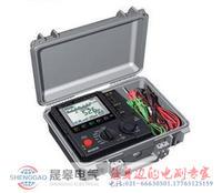 TE3673数显型绝缘电阻测试仪  TE3673