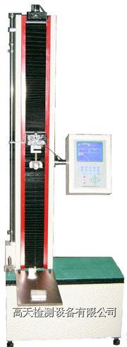 单柱拉力试验机|拉力试验机|小型材料试验机|微型拉力测试机 单柱拉力试验机