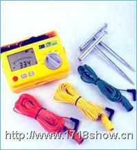 TES1700 接地电阻测试仪 TES1700