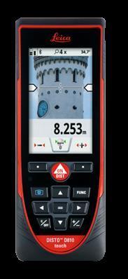 D810 Touch激光测距仪 D810 Touch
