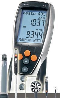 Testo435 多功测试仪 Testo435-1/2/3/4