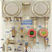 硫化氢、二氧化碳双流程分析仪