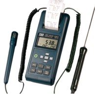 泰仕 TES-1362 列表式温湿度计  TES-1362