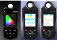 CLM-200H色彩照度计,色温仪 CLM-200H