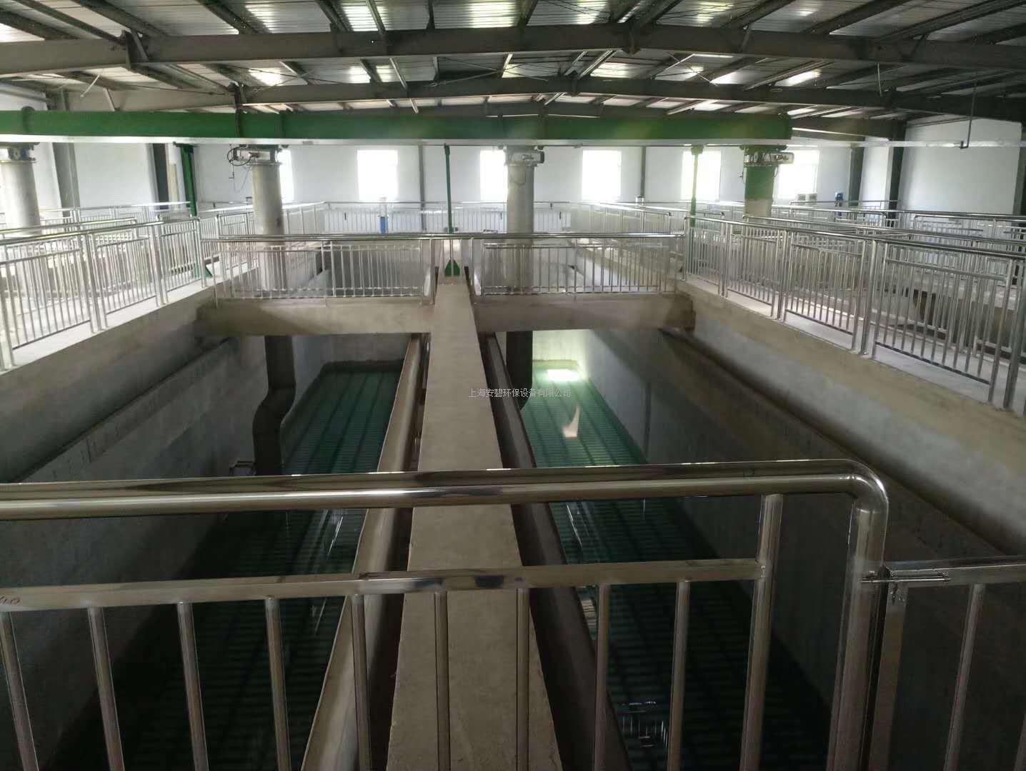 反硝化深床滤池(6万m/天)