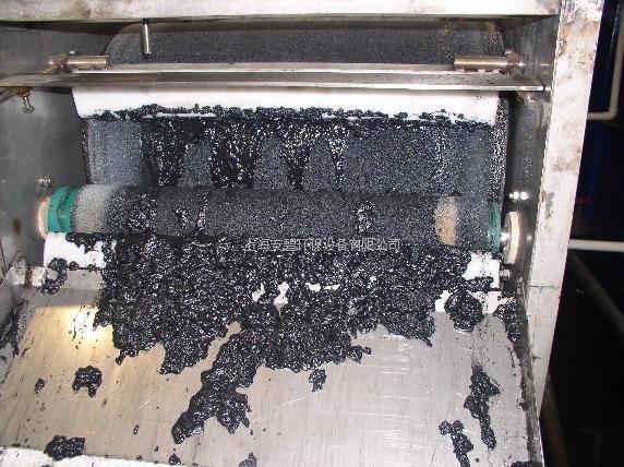 立毛纤维带式压滤机(DYI-600)