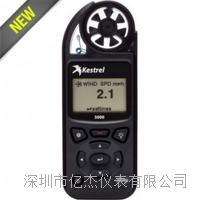 Kestrel应用弹道学高级气象仪参数介绍