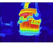 鋼鐵冶金行業紅外圖片