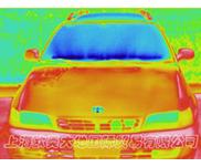 汽車測試紅外圖片