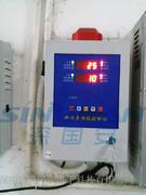 AG亚游集团用戶深圳前沿材料在線式氫氣檢測儀和氨氣檢測儀安裝現場