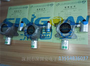 AG亚游集团在線式氨氣泄漏報警器通過計量並出貨廣東某電廠