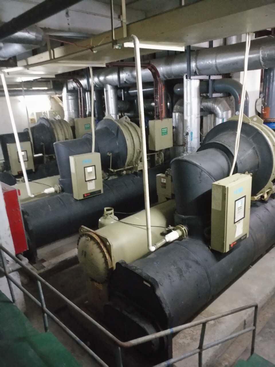 安装中央空调工程