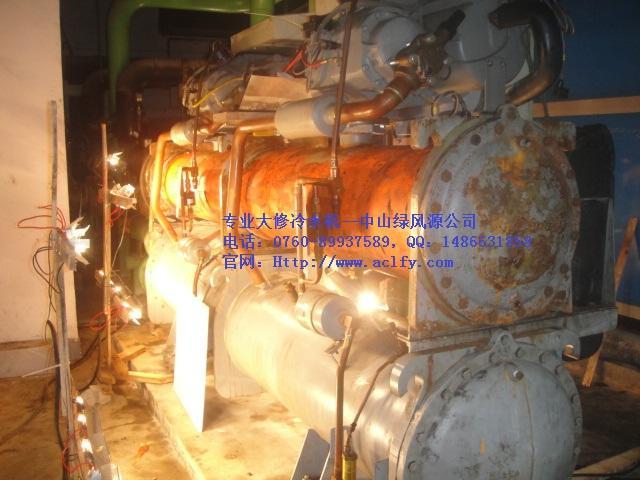 大修中央空调工程