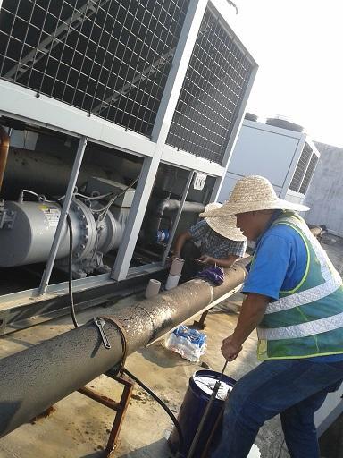 维护保养中央空调工程