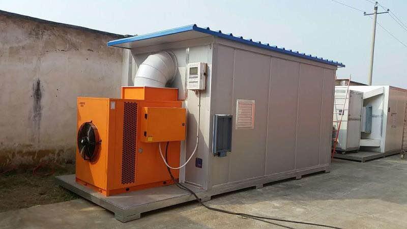 空气能热泵烘干工程