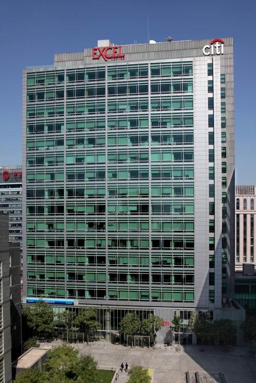 卓著中心-金融街