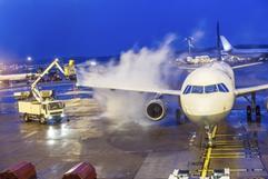 多圈角度传感器在飞机除冰时的应用