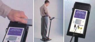 自动记录测试结果人体综合测试仪