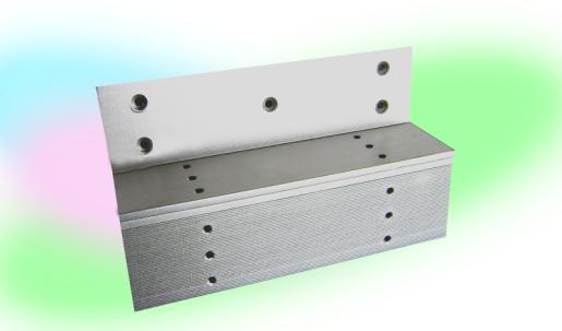 gsf800zl   zl型支架 磁力锁安装配件