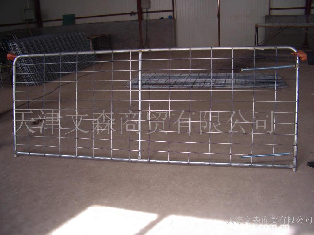 牧场围栏门