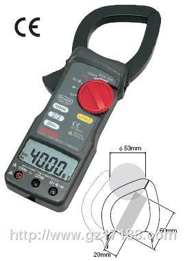 交直流电流钳表DCM-2000AD