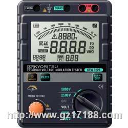 高压绝缘电阻测试仪 KEW 3126