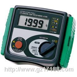 回路电阻测试仪 MODEL 4116A/4118A