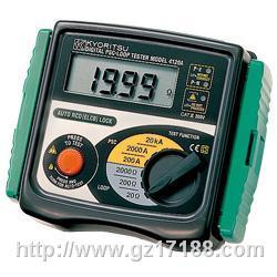 回路电阻测试仪 MODEL 4120A