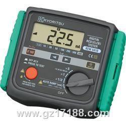 漏电开关测试仪 KEW 5410