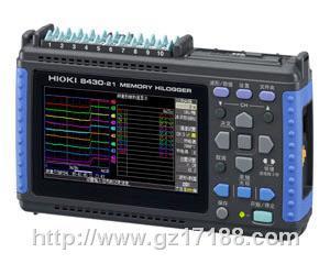 数据记录仪HIOKI8430-21