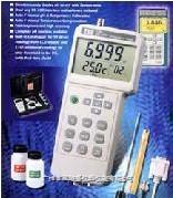 电导度计及酸碱度计TES-1381