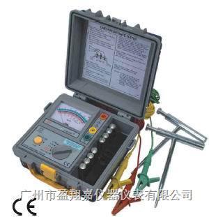 指针接地电阻计BK6105