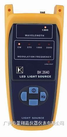 光纤光源表BK2640