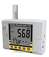 壁挂式温度/二氧化碳测试仪AZ7721/AZ77231