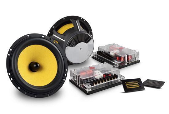 FR600Ⅱ 汽车扬声器系统