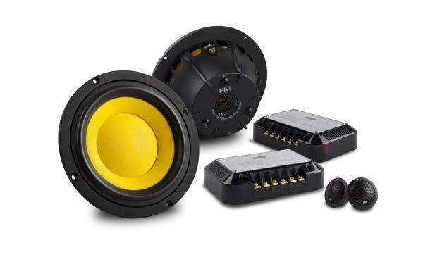 D620 专业车用扬声器系统